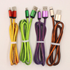 For IPhone Android Creative Leather Cable