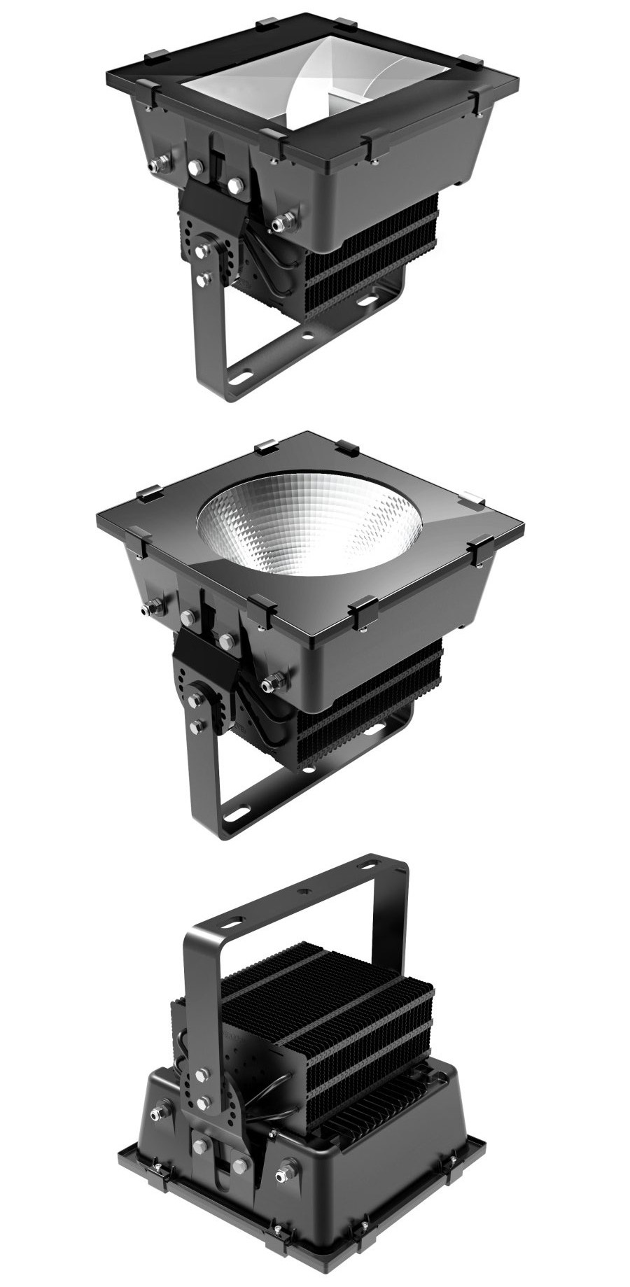 PCcooler TGC-400 400W high bay lights 400W heatsink