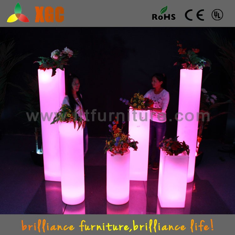 wedding decoration flower stand,wholesale plastic wedding columns,column