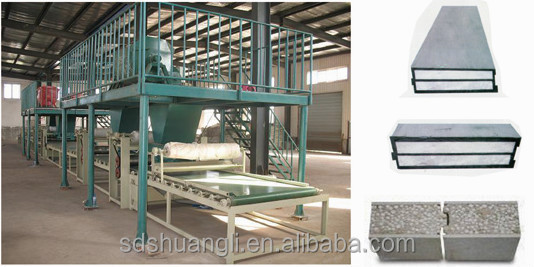 new product eps cement sandwich panel machine manufacturer,insulated sandwich panels production line