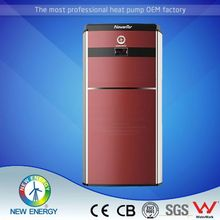 all climate air source heat pump water heaters