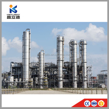 ISO CE proved GB standard raw petroleum oil to gasoline process, petroleum refinery distillation, oil gas refinery for sale