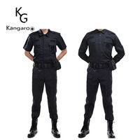 High Quality Tactical Design Security Guard Uniform Set Supplier In Shenzhen