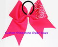Wholesale Cheer Bows For Cheerleader,TEXAS SIZE 3 inches wide