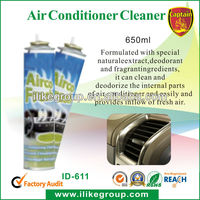 auto car a/c cleaning product