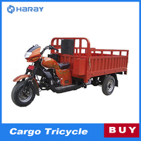 250cc Water Cooled Cargo Tricycle 2000kgs loading