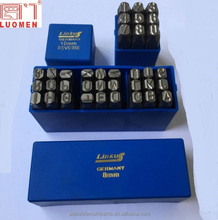 high quality letter punch/number stamps