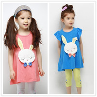 Wholesale Children Summer Boutique Clothing Korean Kids Wear Childrens Outfits