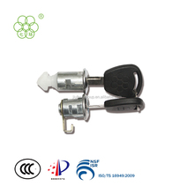 Zinc alloy cylinder lock for electric car/fuel vehicle
