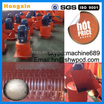 Agricultural vertical fertilizer grinder/shredder machine for sale