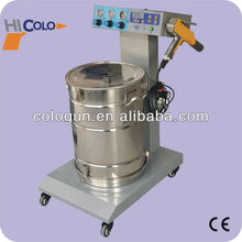 Manual Electrostatic powder coating unit