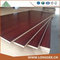18mm Furniture Grade MDF Melamine Sheet