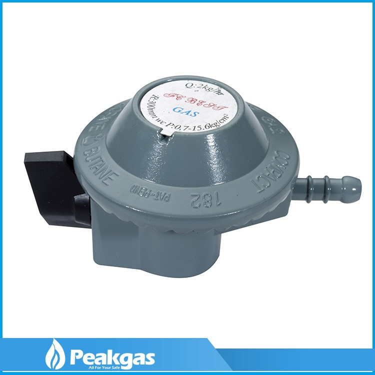 China Manufacture Professional compact hydrogen gas regulator