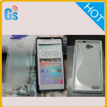 Latest Product New S Line TPU Gel Cover Case For ZTE Kis 3 Max V830W Silicon Skin 8 Colors