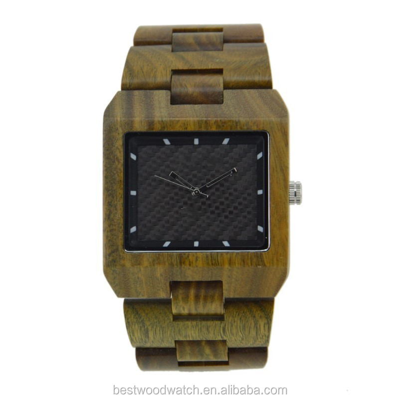New design natural and original best watch for <strong>men</strong> with wooden boxes