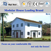 Low Cost Simple Prefabricated Villa House