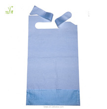 Dental Products Medical Disposable Dental Patient Paper Baby Bibs