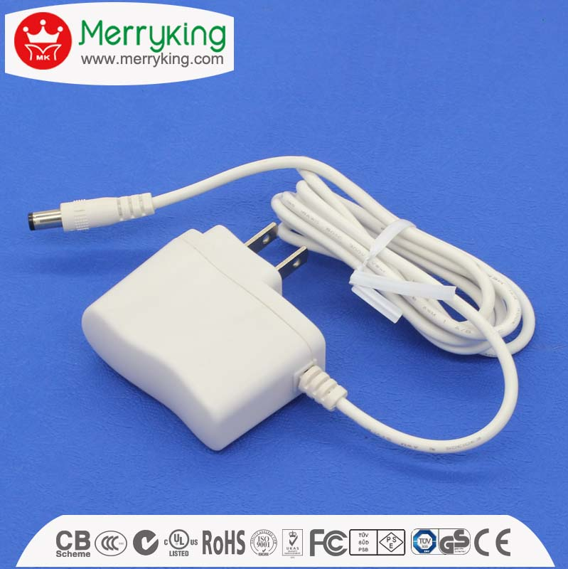 pse 5v2a power adapter 9v 850ma ac 110v japan plug constant current adapter