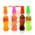 Kosher HACCP cheap Cola bottle spray liquid candy
