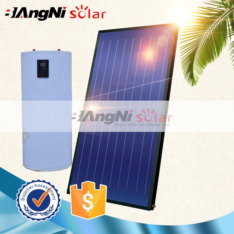 Solar pool panels solar water heater 1000 liter solar collector system