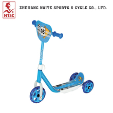 Alibaba China Manufacturer Wholesale Cheap Price Customized Color Three Wheel Kids Scooter