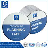 self adhesive roof waterproof tapes, flash band Manufacturer Hot sale