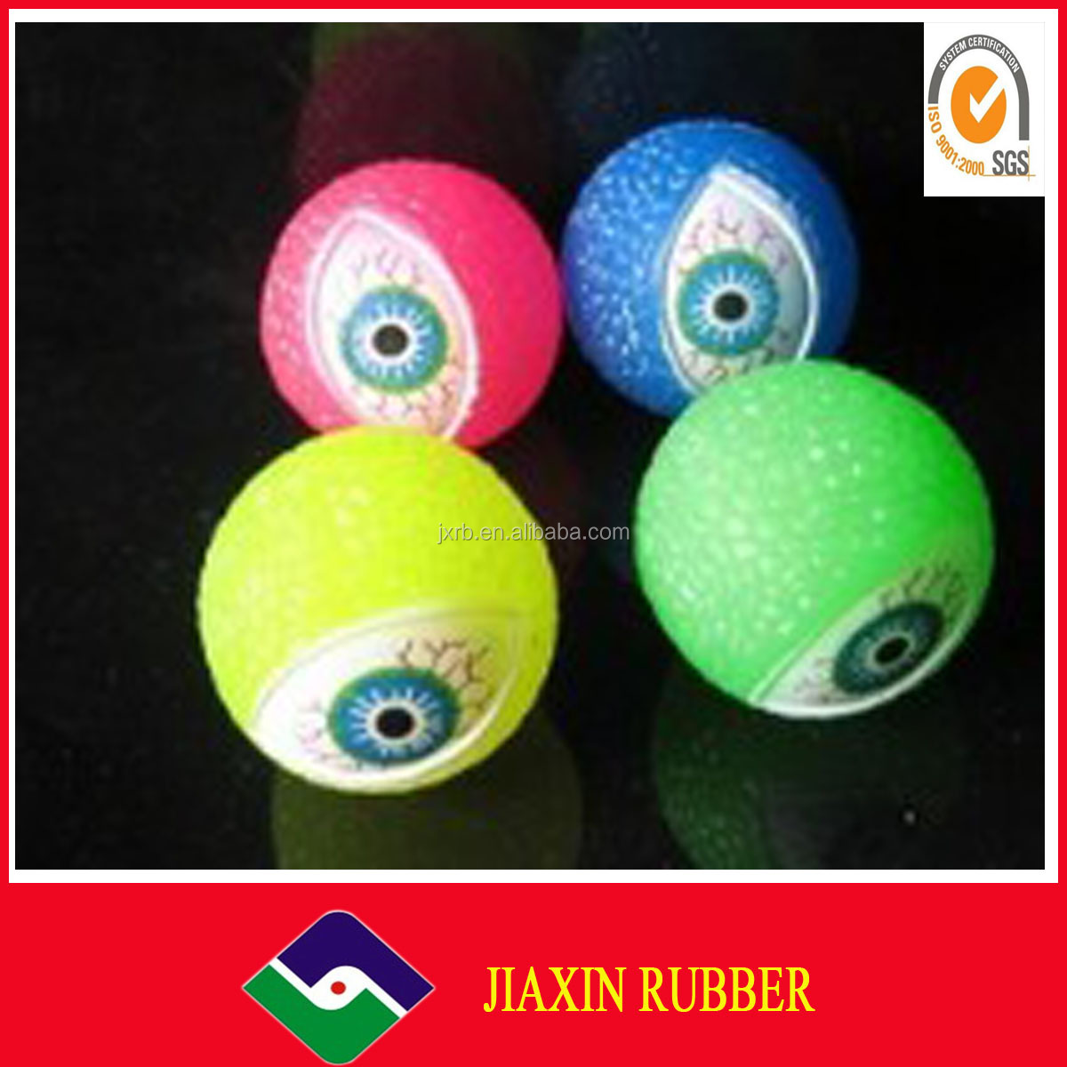 2014 Advertising Logo Imprint Baby PVC Inflatable Toy Ball /water splash ball toy