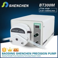 Water reducing reagent pump
