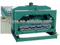 iron roof sheet production line