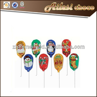 Christmas lollipop stick