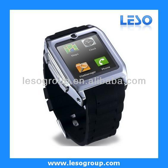 tw530 watch phone quad band java 1.54 touch screen smart bluetooth watch for android smart phone