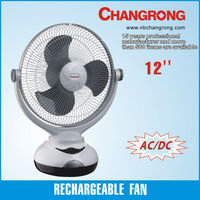 12 v 12inch dc operated fans