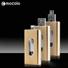 3in1 otg usb drive for Iphone, Android and PC