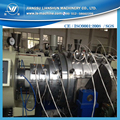 Plastic PVC water supply pipe extrusion machine 160-315 mm pipe specifcation