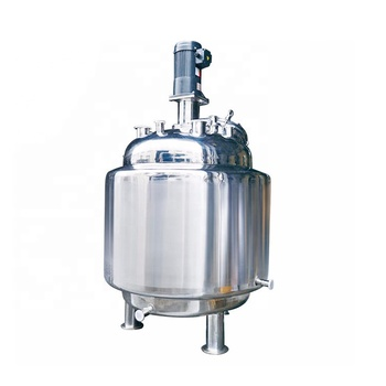 500 liter 20l stainless steel liquid soap 50l syrups mixing tank with agitator