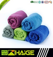 wholesale 100% polyester fast absorbing kitchen towel