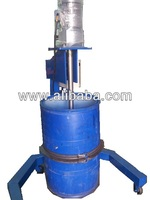Powder- Liquid mixer