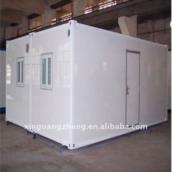 Semi-detached Container House Can be Used as Hospital Dormitory Office Storeroom and Hotel