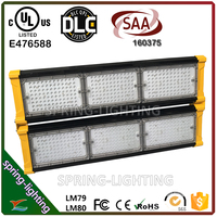 UL DLC CUL SAA listed 100w 200w 300w 400w 600w Pendant Wall mounted LED linear high bay light