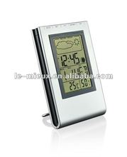 Promoctional Z-4070 Weather station clock Weather forecast clock