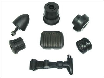 OEM Molded Silicone Rubber Fitting