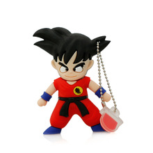 usb flash drive 64g pen drive 32g pendrive 16g 8g 4g Hot Sale cartoon Seven dragon ball pendrive Usb2.0 flash card free shipping