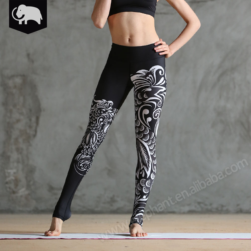 Soft and comfortable skin care yoga leggings women wholesale fitness clothing