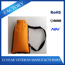 114T density orange and yellow nylon color with tpu coated fabric