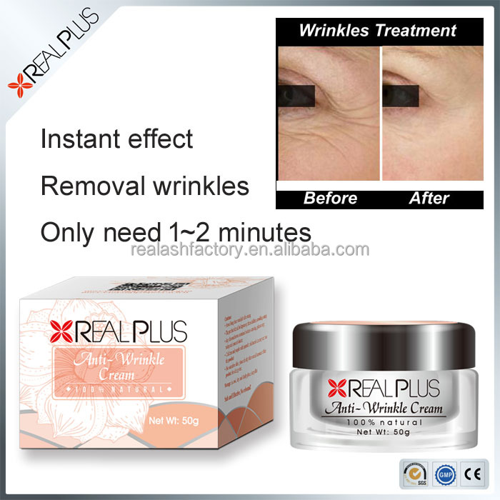 New trend beauty cream 2 minutes fast wrinkle remover