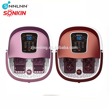 air electric vibration foot massager machine blood circulator