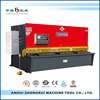 Hydraulic Shearing Machine Sheet Metal Shear
