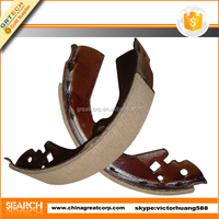 K1170 auto back brake shoes for Hyundai