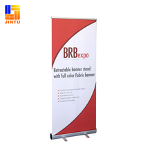 Customized roll up banner stand