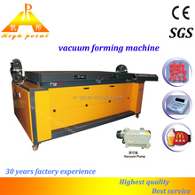30 years Manufacturing Highest efficiency Vacuum Molding Machine